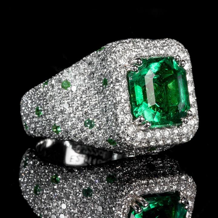caratteristiche dello smeraldo